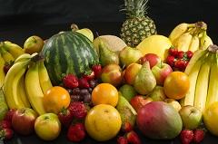 ovocie na smoothie
