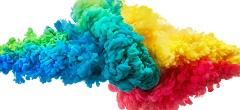 pôsobenie farieb