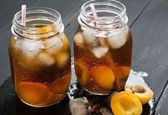 recept na ľadový čaj