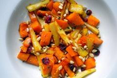 recept na šalát z koreňovej zeleniny
