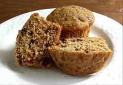 recept na špaldové muffiny