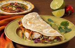 recept na bezlepkové tortilly