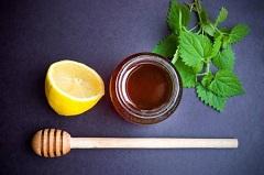 recept na domáci žihľavový med