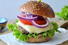 recept na domáci hamburger
