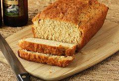 recept na domáci pivný chlieb