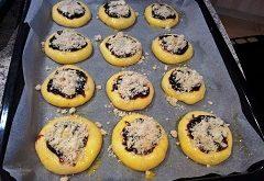 recept na dvojctihodné koláče