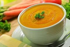 recept na mrkvový krém