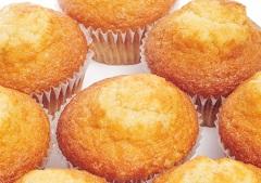 recept na vanilkové muffiny