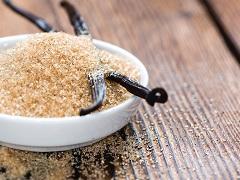 recept na vanilkový cukor