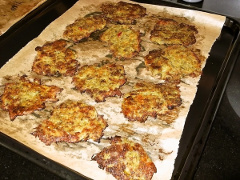 recepty na karfiolové placky v rúre