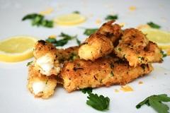 recet na domáce rybie prsty
