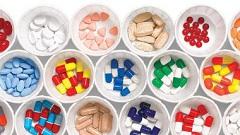 roztriedené lieky