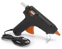 tavná pištol pre výrobu venca z praclíkov