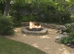 záhradné ohnisko
