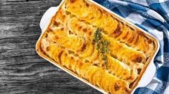 zepečené zemiaky recept
