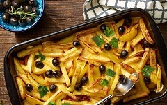 diétne pečené zemiaky
