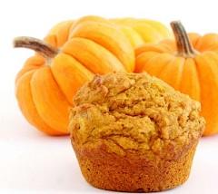 muffiny z tekvice