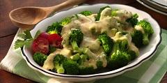 recept na brokolicu so syrovou omáčkou