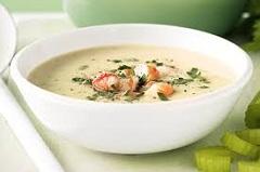 recept na domácu zelerovú polievku