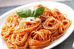 recept na ostré špagety