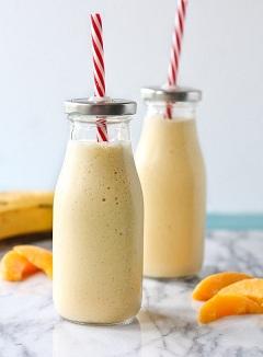 recept na smoothie z jesenného ovocia