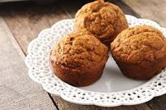recept na tekvicové muffiny