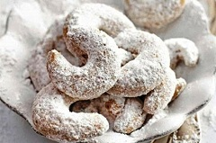 recept na vanilkové rožteky