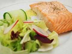 recept na lososa s bylinkami