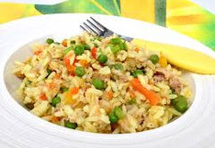 recept na výborné bravčové rizoto