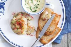 tatarák zo zemiakov