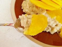 urobenie ryžového pudingu