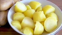 uvarené zemiaky