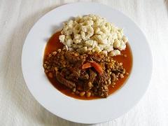 varenie hovädzieho mäsa