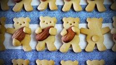 Zdravé vianočné medvedíky pre deti