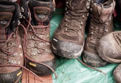 ako sa správne starať o outdoorovú obuv