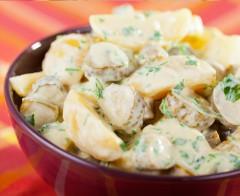 ako pripraviť zemiaky na smotane