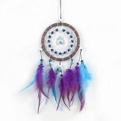 Ako vyrobiť indiánsky lapač snov?