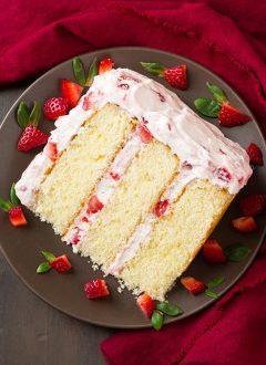 Ako upiecť jahodový koláč?