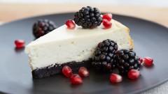 ako urobiť černicový cheesecake