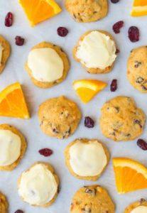 ako urobiť pomarančové sušienky