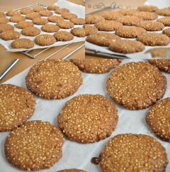 ako urobiť sušienky z amarantu