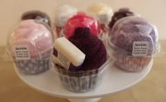mydlové muffiny