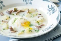 recept na polievku kulajdu so strateným vajíčkom