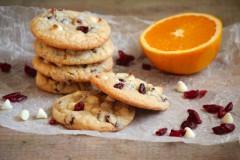 pomarančové sušienky