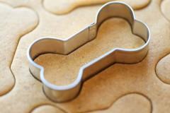 recept a návod ako upiecť sušienky pre psov