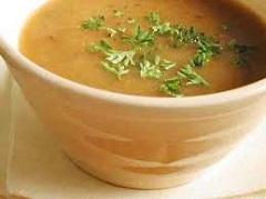 recept na cibuľovú polievku