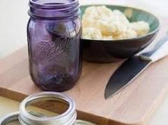 recept na nakladaný karfiol