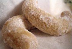 vanilkové rožteky podľa storočného receptu