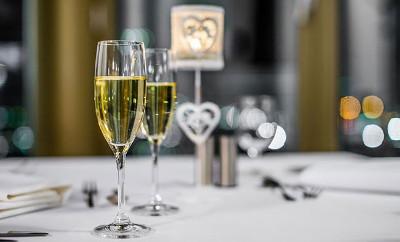 romantícka valentínska večera