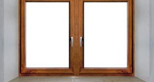 moderné drevené okná